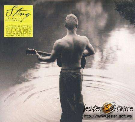 Sting -The Best Of 25 Years (2CD) 2011