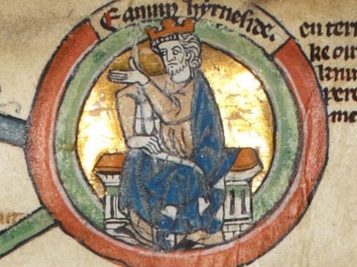 Король Англии Эдмунд II